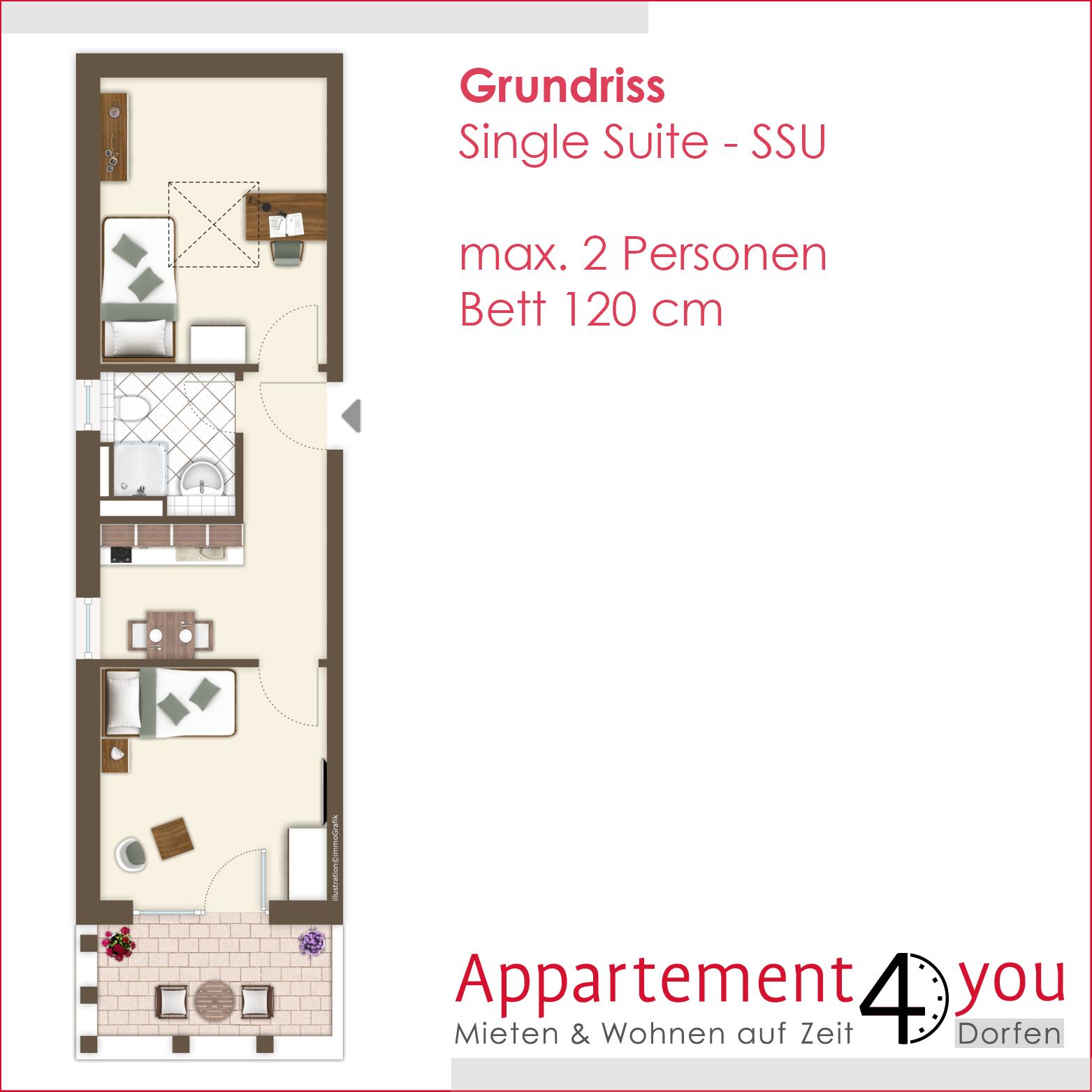 single suite | real estate services gmbh, Hause deko